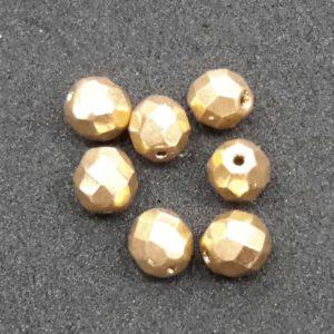 DORADO 8 mm (50 unds)