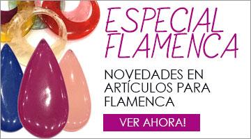 abalorios para flamenca