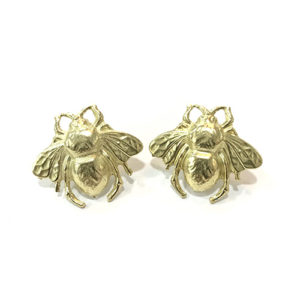 SILVER AND GOLDEN FASHION EARRINGS