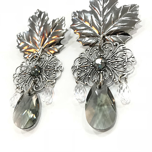 bba24d4055ae PENDIENTES SILVER STYLE BARATA ONLINE
