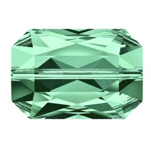 SWAROVSKI 5515 EMERALD CUT BEAD