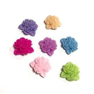PLASTIC FLOWER 3XL