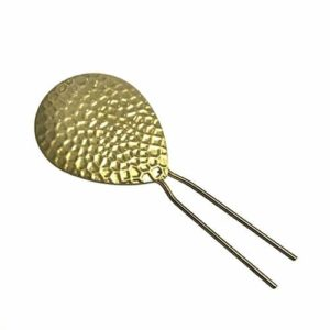 BASE HAIR PIN 65X50MM (2 UDS)