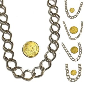 SILVER JEWELRY CHAINS