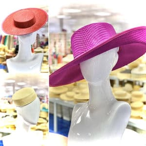 FASCINATORS AND HAT BASES