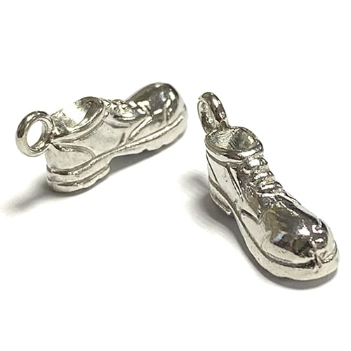 PENDENTIF CHAUSSURES 24X11MM