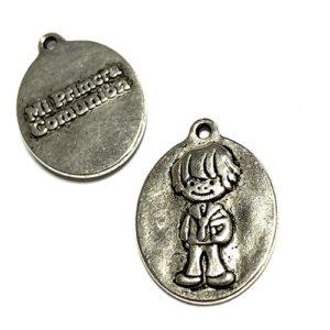 Medalla niño primera comunión