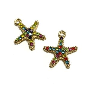 CHARM STARFISH TOP QUALITY