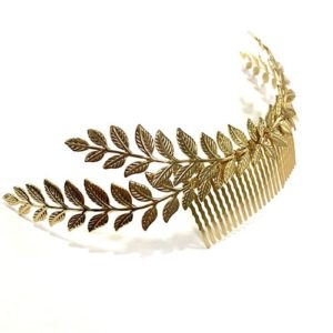 GOLDEN LEAF COMB