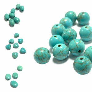 TUQUOISE BEADS